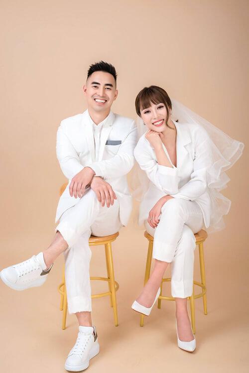 Ảnh cưới tại TP HCM và Jeju của cặp Việt kiều - hình ảnh 1