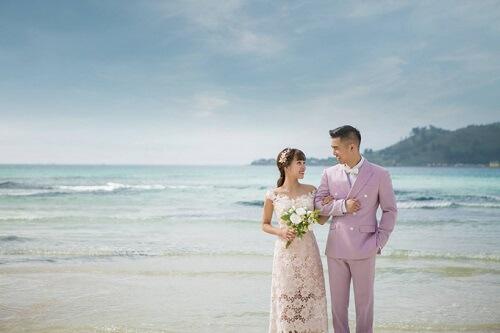 Ảnh cưới tại TP HCM và Jeju của cặp Việt kiều - hình ảnh 13