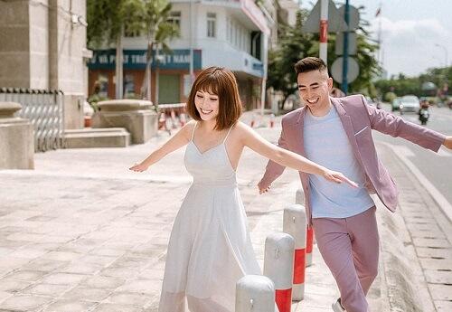 Ảnh cưới tại TP HCM và Jeju của cặp Việt kiều - hình ảnh 3