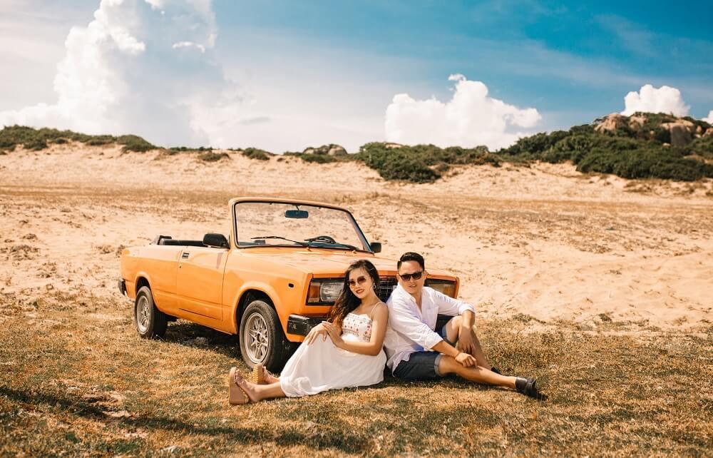 Chụp ảnh cưới ngoại cảnh Hồ Cốc Vũng Tàu - hình 3