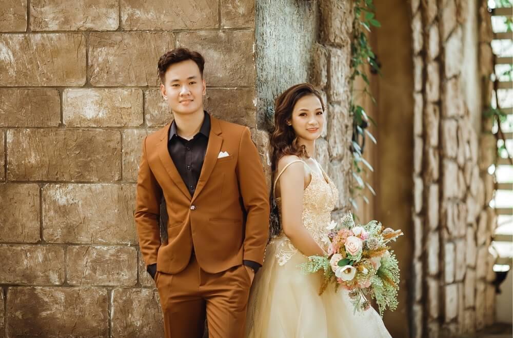 Chụp ảnh cưới phim trường Alibaba - hình 1