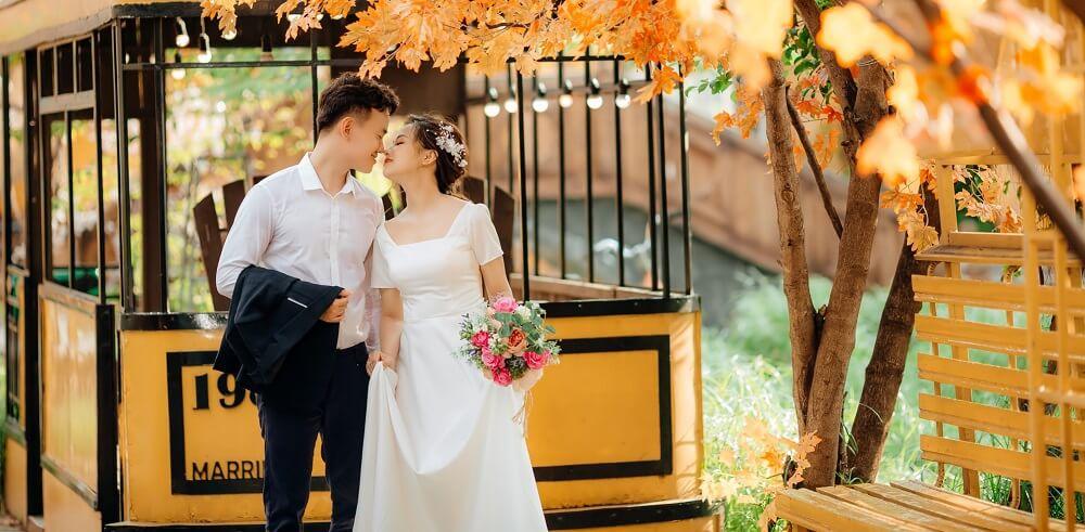 Chụp ảnh cưới phim trường Alibaba - hình 2