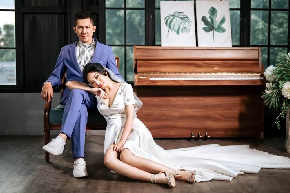 Chụp ảnh cưới phim trường En-Dee Garden - hình 2