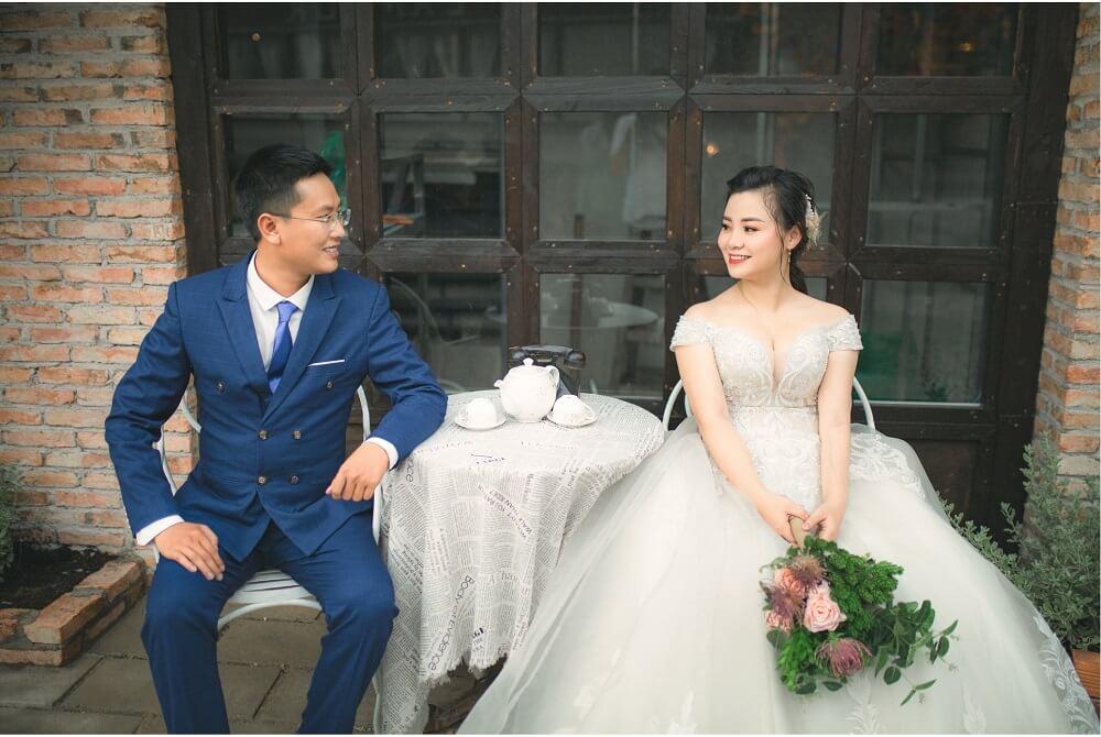 Chụp ảnh cưới phim trường L'amour - hình 1