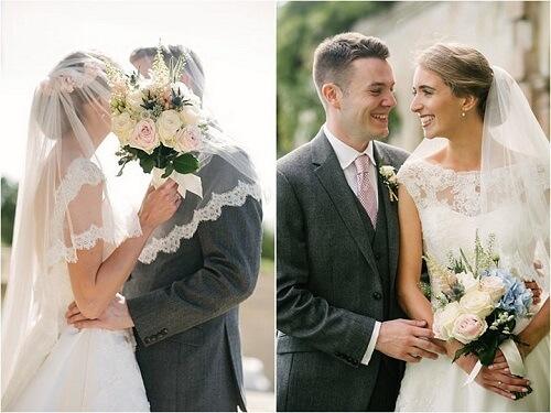 Làm thế nào để chụp chân dung cho cô dâu và chú rể tại lễ cưới khi không có nhiều thời gian? - hình ảnh 3