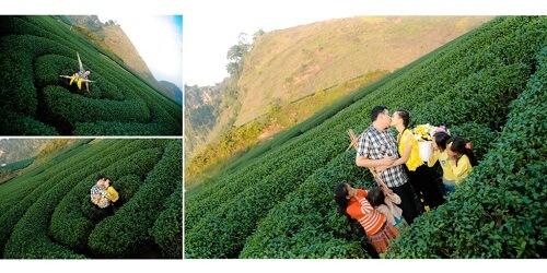Những địa điểm chụp ảnh cưới xuyên Việt tuyệt đẹp không thể bỏ qua - hình ảnh 2