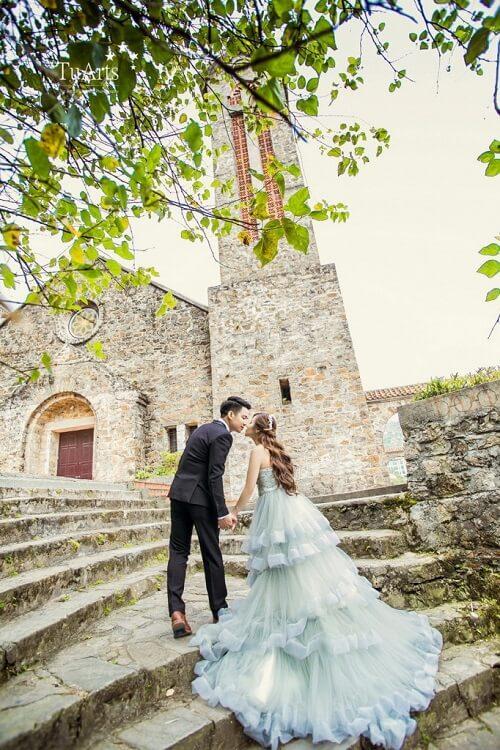 Những địa điểm chụp ảnh cưới xuyên Việt tuyệt đẹp không thể bỏ qua - hình ảnh 3