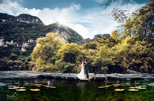 Những địa điểm chụp ảnh cưới xuyên Việt tuyệt đẹp không thể bỏ qua - hình ảnh 7