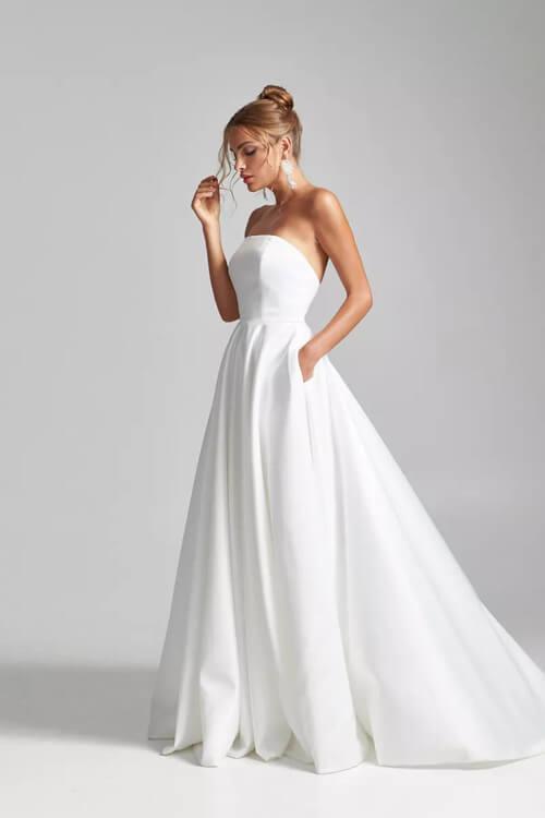 Top 7 xu hướng váy cưới hot nhất năm 2020 - hình ảnh 10