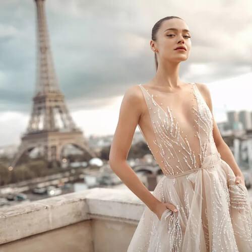Top 7 xu hướng váy cưới hot nhất năm 2020 - hình ảnh 12