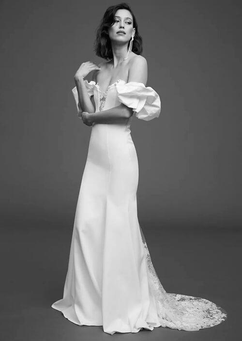 Top 7 xu hướng váy cưới hot nhất năm 2020 - hình ảnh 13
