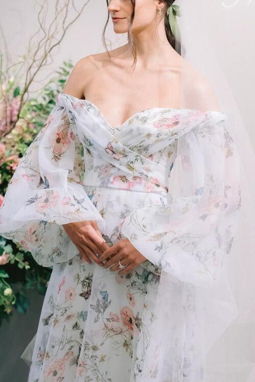 Top 7 xu hướng váy cưới hot nhất năm 2020 - hình ảnh 8