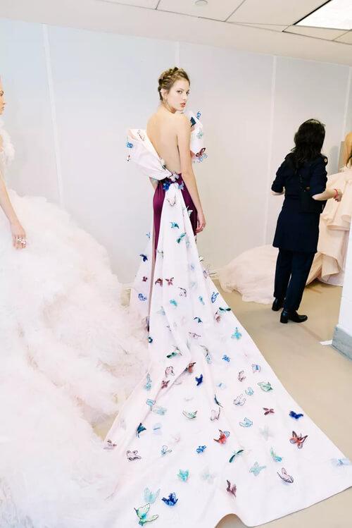 Top 7 xu hướng váy cưới hot nhất năm 2020 - hình ảnh 9