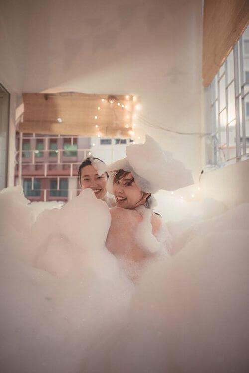 Xuýt xoa với bộ ảnh cưới đẹp như mơ chụp tại Việt Nam của cặp đôi Đài Loan - hình ảnh 6
