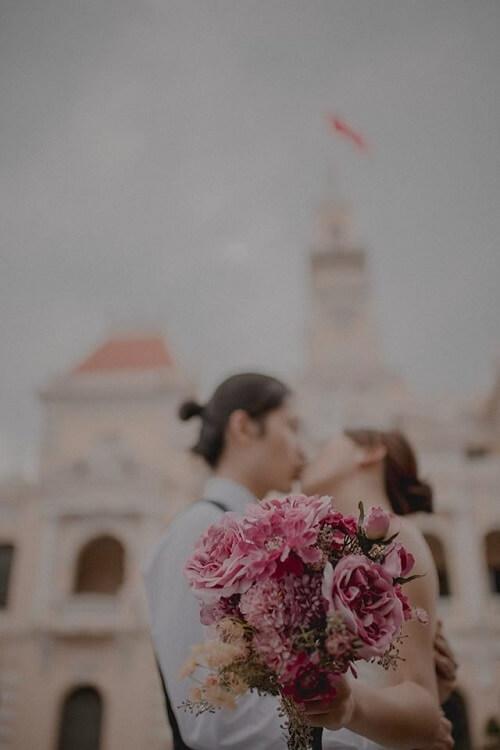Xuýt xoa với bộ ảnh cưới đẹp như mơ chụp tại Việt Nam của cặp đôi Đài Loan - hình ảnh 7
