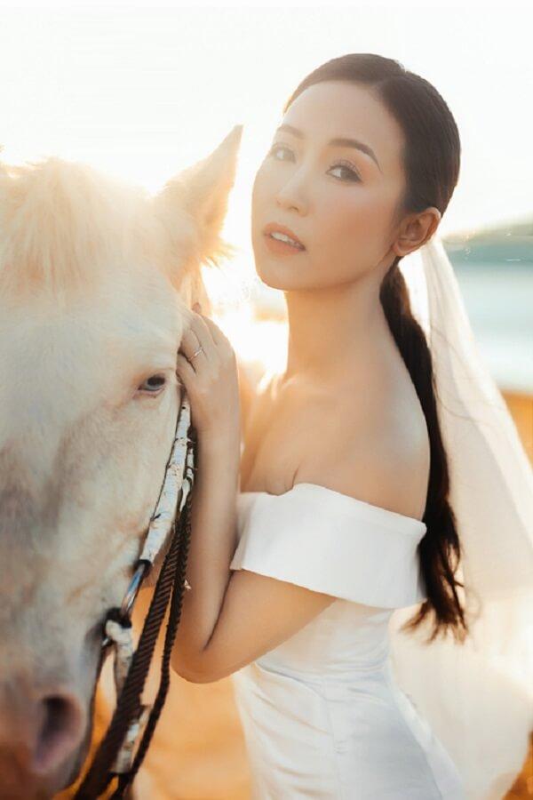 Bộ ảnh cưới chụp một ngày 'bắt trọn' cảnh sắc Đà Lạt - hình 6