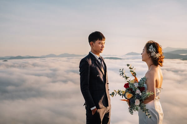 Kinh nghiệm chụp ảnh cưới ở Đà Lạt - hình 2