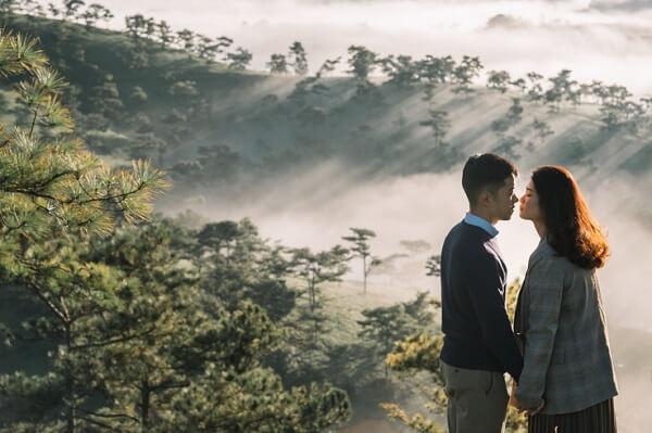 Kinh nghiệm chụp ảnh cưới ở Đà Lạt - hình 5
